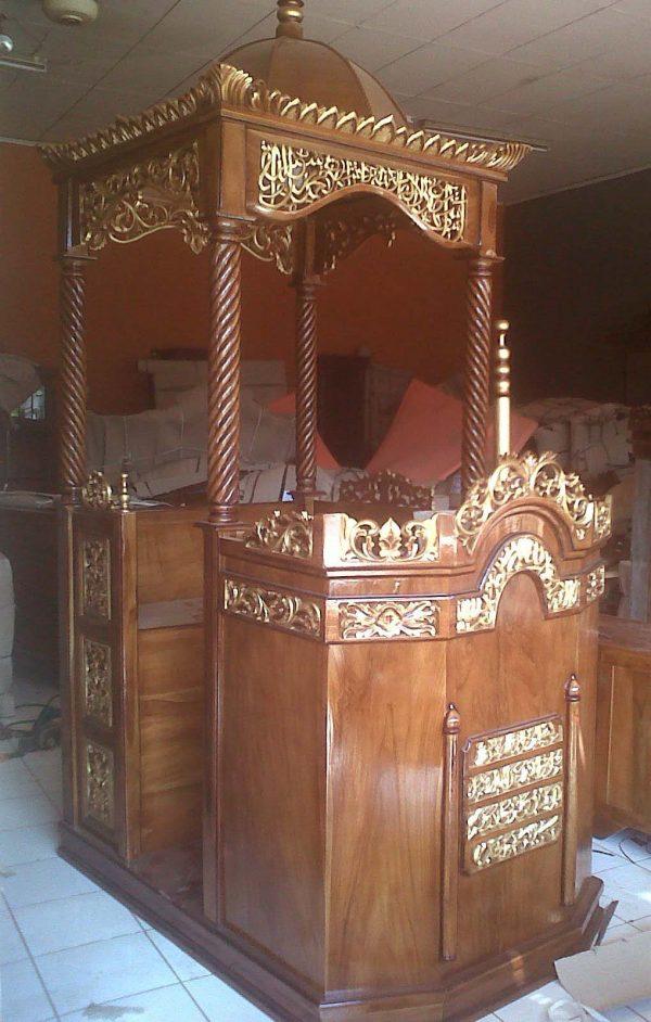 mimbar masjid mpb1941