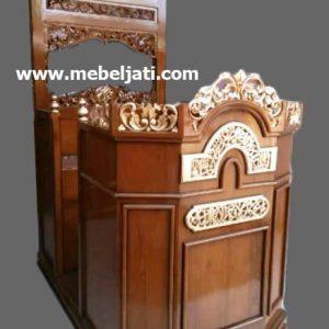 mimbar masjid mpb819