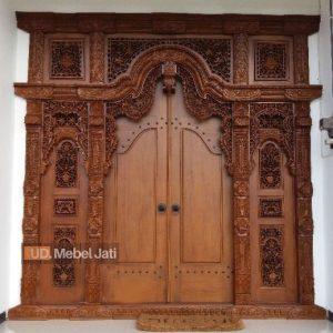 pintu gebyok jepara