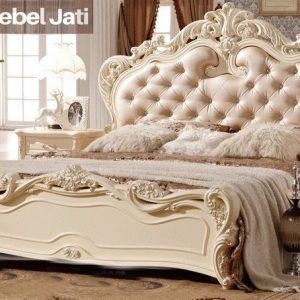 bed ukir mewah